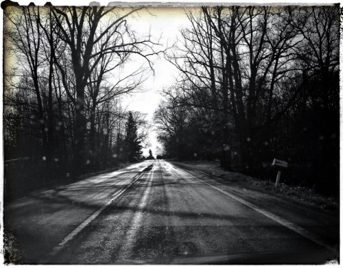 Country roads… at Williamston, MI by Robert on EyeEm