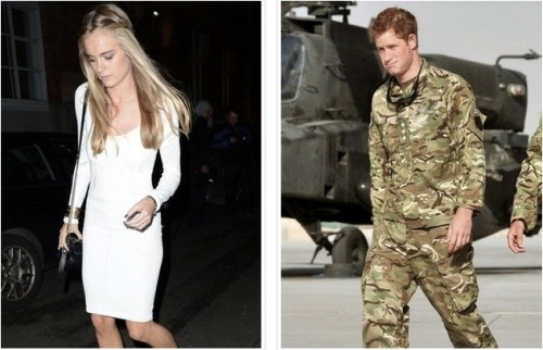 Have you been wondering who is Prince Harry's new girlfriend, Cressida Bonas? Click the pic to read 10 quick facts about Cressida!