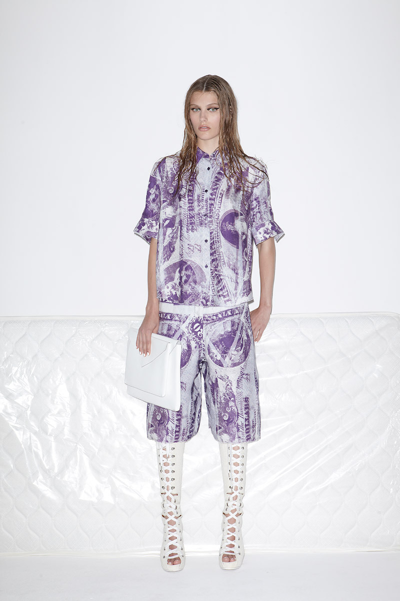 philoclea:  Acne, Resort 2013Madison Headrick @ Storm