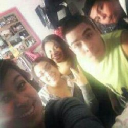 Hung out with these silly people on Saturday lol :) #repost #Saturday #fun #friends #awesome #badquality #uglypicture @nat_nat3 @bairesalejandra