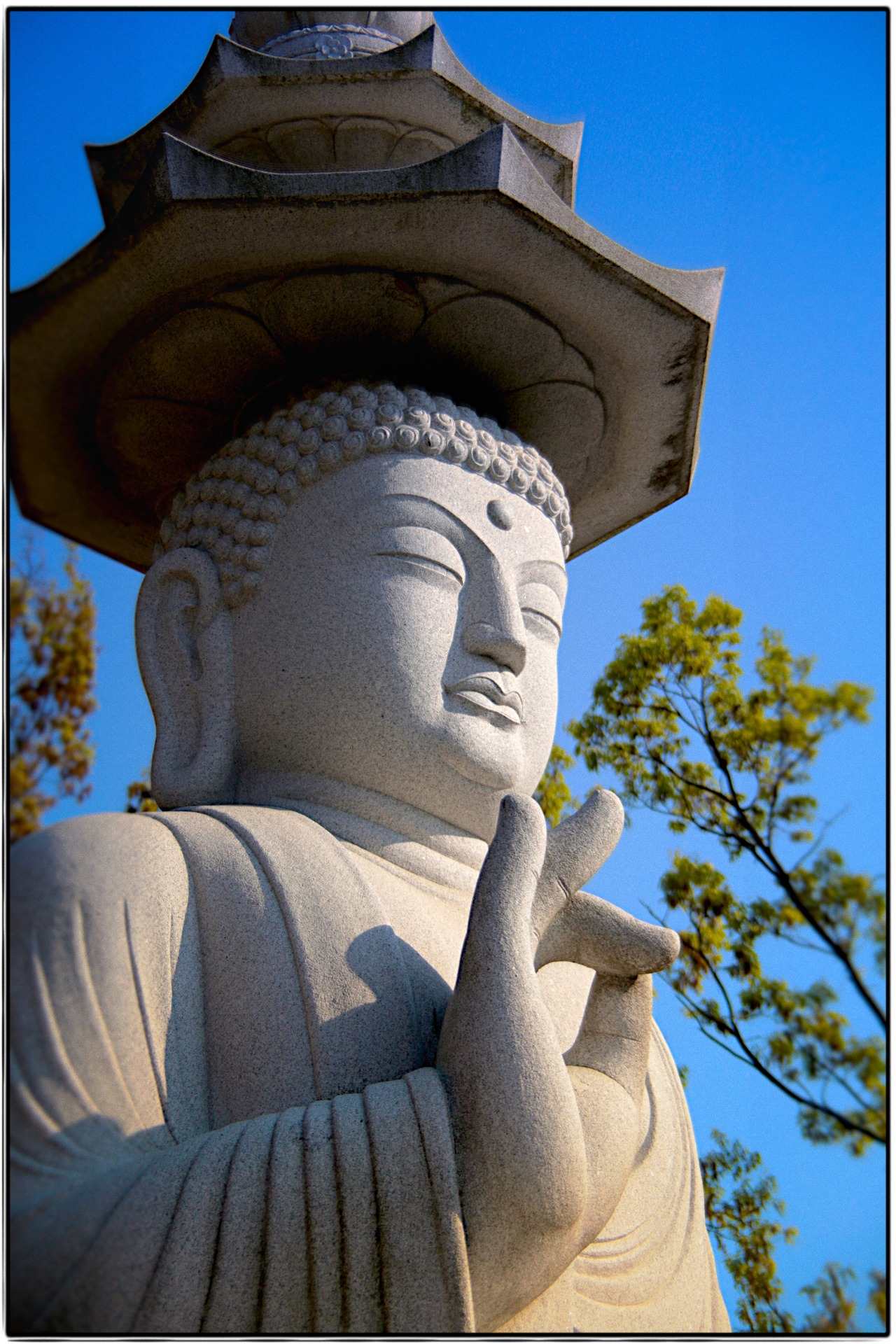 replicantsavior:  Buddha, Yeongcheon, South Korea