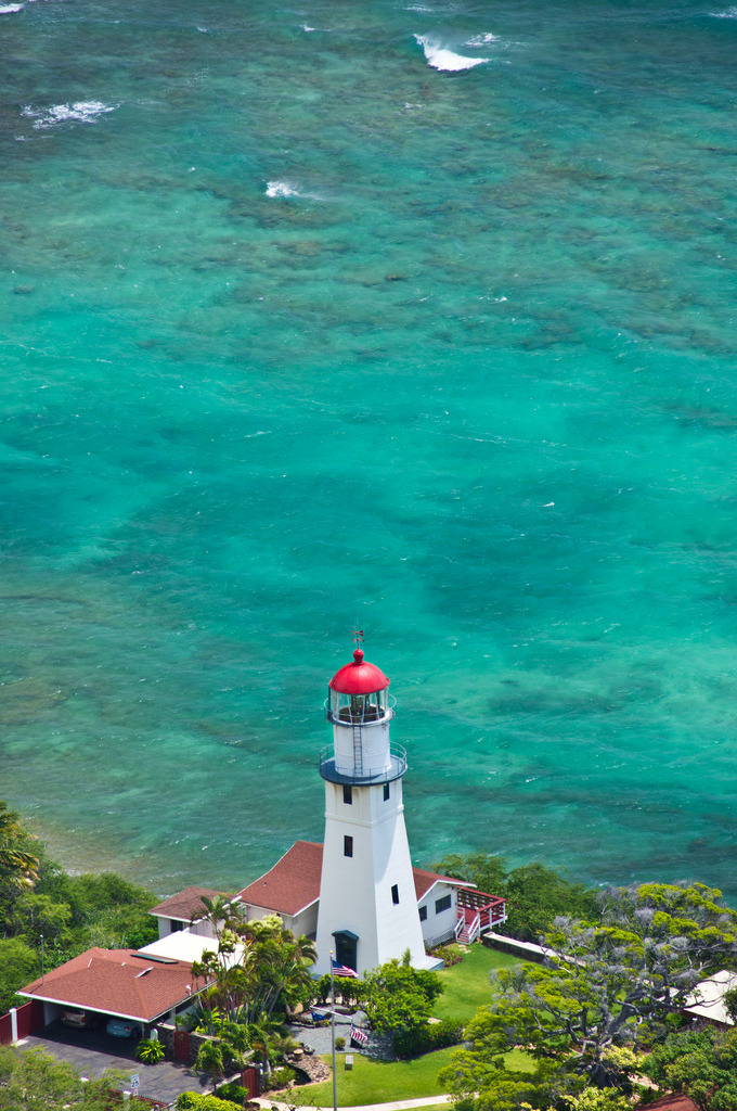 Lighthouse - Diamond head