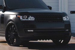 johnny-escobar:  New Range in matte black
