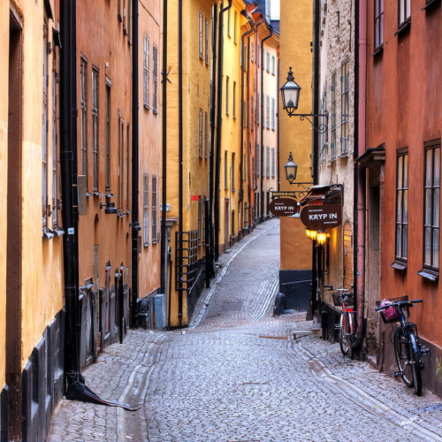 Stockholm - Old Town by diesmali on Flickr.