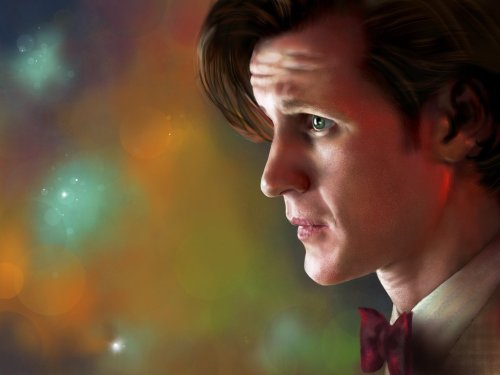 fyeahdoctorwhofanart:  'Ancient and forever' - (Doctor Who) by DarrenCarnall on deviantArt