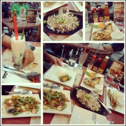 filipino food. #philippine #traditional #food #drinks  (at Max's Restaurant)