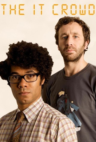 I'm watching The IT Crowd                        Check-in to               The IT Crowd on GetGlue.com