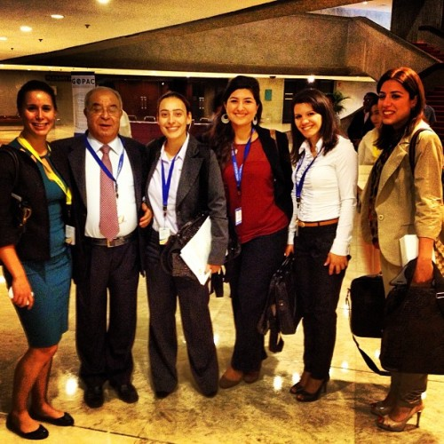 GOPAC #gopacmanila2013 Global Conference of Parliamentarians Against Corruption #philippines #manila #peace #lebanon #beirut #parliament #senate (at PICC Plenary Hall)