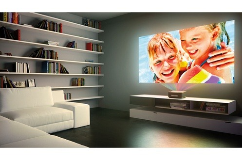 un videoprojecteur philips screeneo goraseo. Black Bedroom Furniture Sets. Home Design Ideas