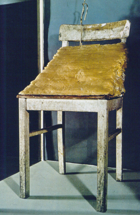 Joseph Beuys Fat Chair, 1964