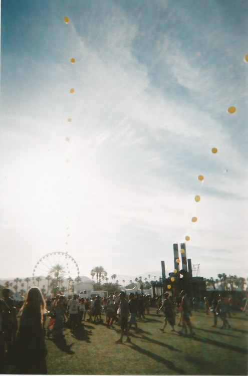 Coachella 2013, Weekend 1
