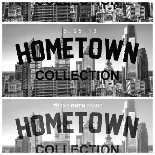 5/25 We bringing it back home. #DNTN #HomeTownCollection #EmphasisOnMyCity