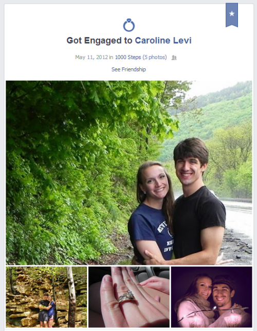 It's Facebook Official!