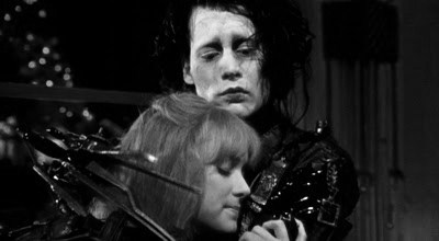 jalousie:  Edward Scissorhands