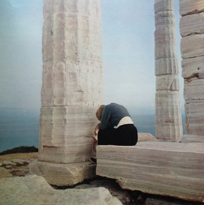 jennilee:  Greece In Color (1956)R. G. Hoegler, Karl Kerenyi