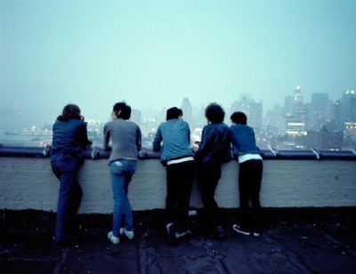 takethenightfrom-miles:  The Strokes by Colin Lane.