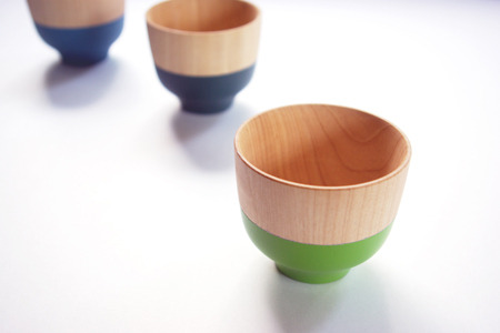 teaandgee:  Contemporary tea set using traditional Japanese spinning method from the studio of Jin Kuramoto.