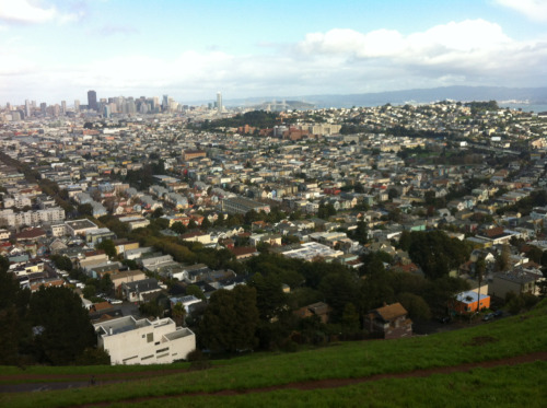 Bernal Hill run