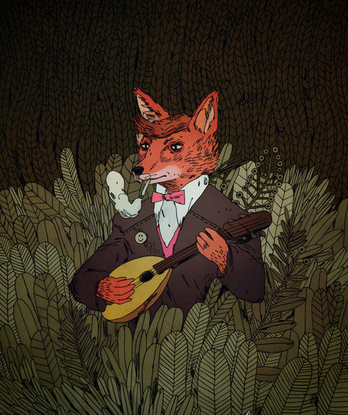 dandy fox For all that's style follow: BLOGFACEBOOK