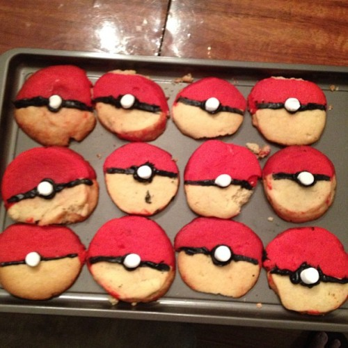 My attempt of making Pokemon balls cookie 😍😍🍪🍪🍪🍪🍪🍪🍪🍪🍪🍪🍪🍪🍪🍪🍪🍪🍪🍪🍪🍪🍪🍪🍪🍪🍪