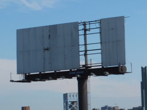 blank billboard love continues