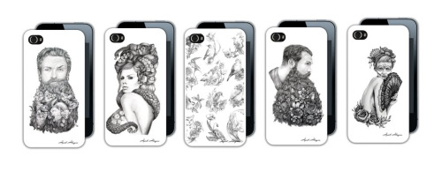 Sending an order in Friday! If you would like a case with my arts on it please send me a message!