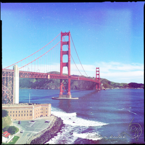 Golden Gate Bridge: San Francisco, California, United States