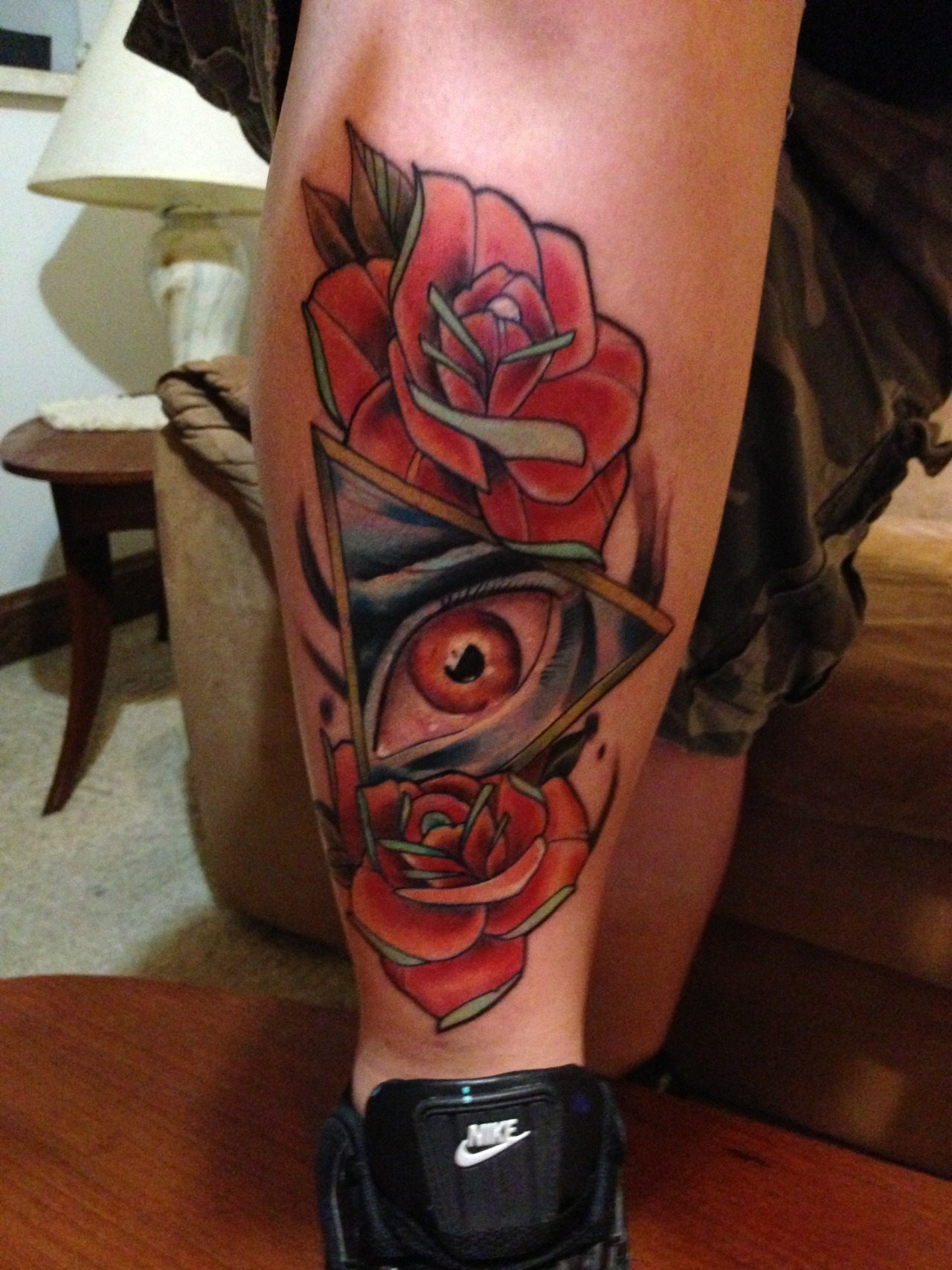 fuckyeahtattoos:  Done at High Street Tattoos in Columbus, OH. By Zach Wolf!
