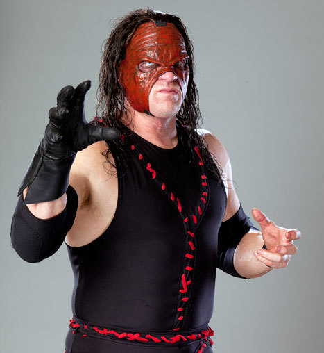 WHEN KANE TALKS, YOU LISTEN The Big Red Monster usually prefers to use his hands to communicate his thoughts and feelings, rather than his words, but it's apparent all those therapy sessions are finally catching up to him. We present to you the first-ever Kane Soundboard. Listen to him wish Grandma a Happy Birthday here.