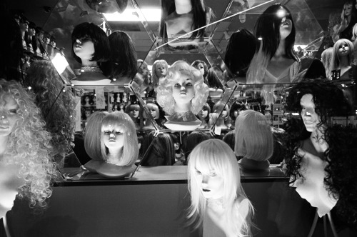 jamesnord:  Los Angeles Wig Shop