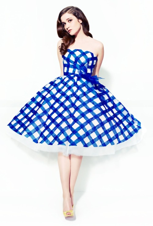Alice's Wonderland | Beautiful Creatures Star and February… http://bit.ly/WWmZbZ