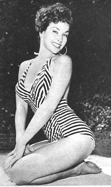 retrogirly:  Mara Corday