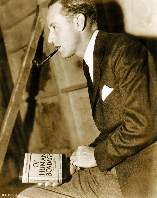 Leslie Howard reads.