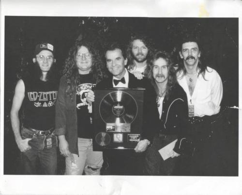 kentucky headhunters and dick clark