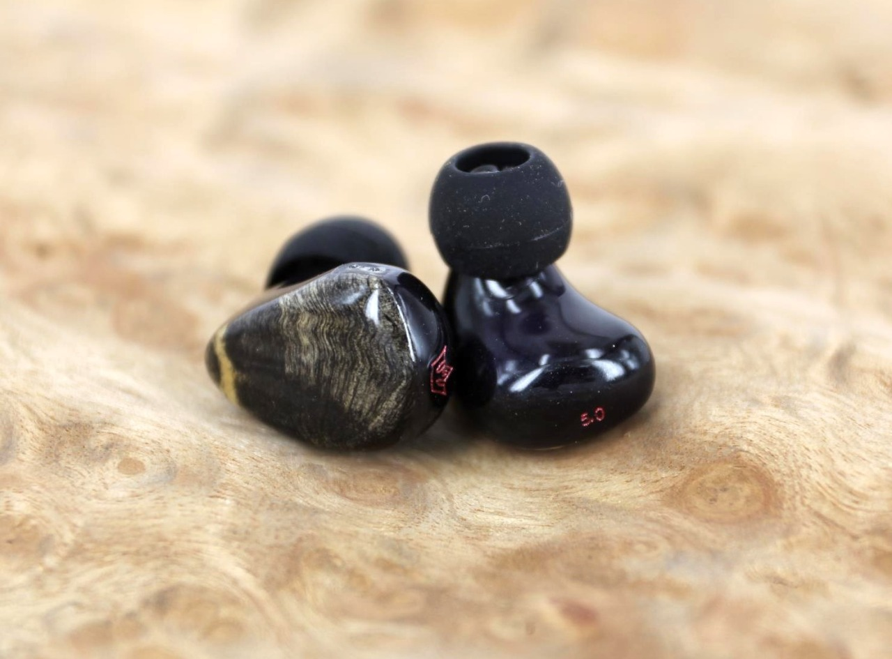 "A five balanced armature universal IEM from Heir Audio and the first five driver universal IEM in the world. Featuring a warm, lush, impactful low-end coupled with non-sibilant highs. It was built in response to requests for a ""universal 8.A."" The name was inspired by the 1987 Ford Mustang 5.0 which marked a return to raw power, the Heir Audio 5.0 does the same. It also marks the introduction of a refined shell designed in collaboration with a fellow Head-Fi member."