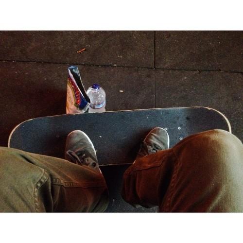 Stay shreddin'. #skateboarding #firstlove #sanfrancisco #staygold