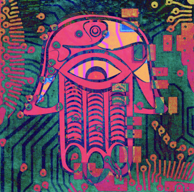 tunacodex:  Hamsa 2 on Flickr.