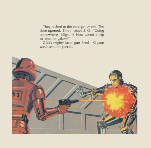 ISOLATED COMIC BOOK PANEL #277title: STAR WARS READ-A-LONG BOOK: DROIDWORLD - P15:1 artist: UNKNOWNyear: 1983