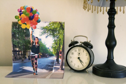 How to Make a Pop-Up Photo Diorama! | Photojojo
