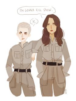 art The Hunger Games THG katniss everdeen johanna mason joniss