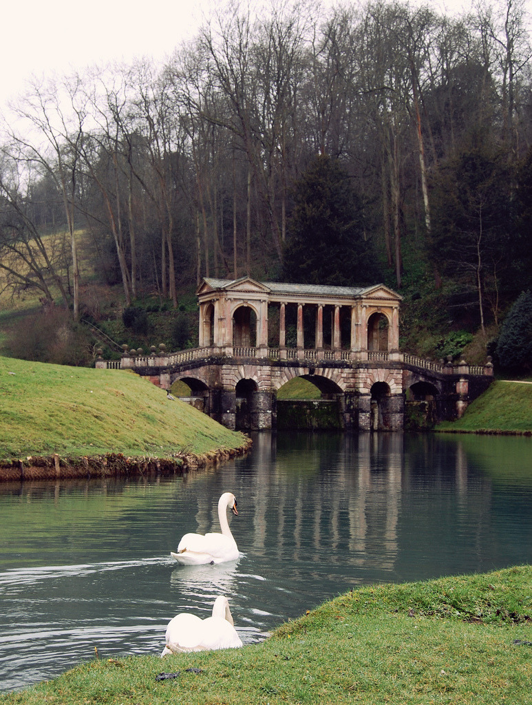 travelingcolors:  Prior Park, Bath | England (by Matt Northam)