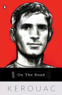 On the Road, Jack Kerouac (F, 20s, back against a pole, curling ends of hair with finger, Court Square) http://bit.ly/Y7h7S9