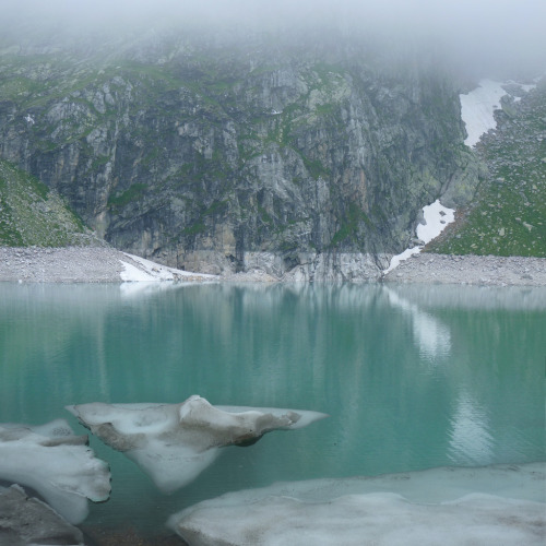 The melt of glaciers in the Hohen Tauern (by B℮n)