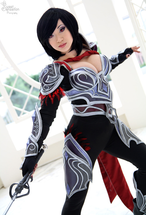 formywin:  (via Fiora by *EnchantedCupcake on deviantART)