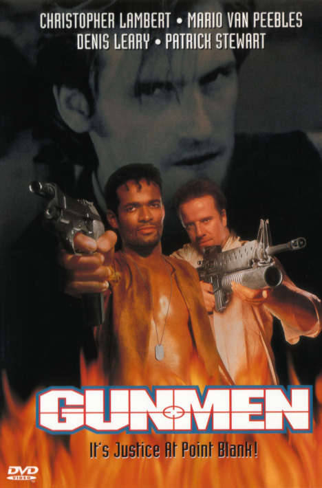 just watched Gunmen….funny 90's action