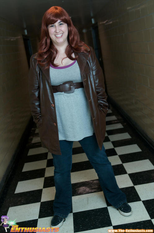 moonflowerlights:  Donna Noble Doctor Who- Journey's End cosplayed by booksavvy Photo by The Enthusiasts  WHAT A FANTASTIC DONNA. I think I love her smile the best though!