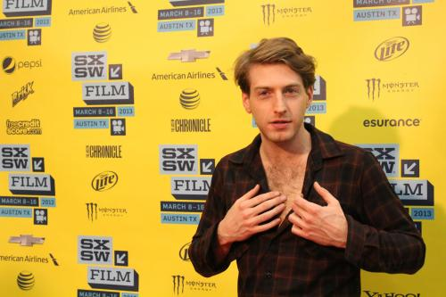katgeorge:  I asked @frankranz to take it off at SXSW and he did.