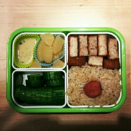 Bento day today!!! :D
