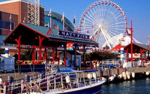What does Navy Pier have to do with the navy? Post your comments below. #TGUChicagoWeekend2013