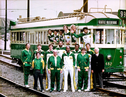 Seattle SuperSonics (1979)